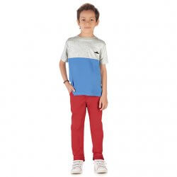Camiseta Infantil Menino Colorittá Faixa e Plaquinha 31616