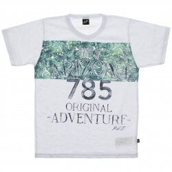Camiseta Infanto Juvenil Elian Beats Arizona Adventure 31495