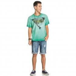 Camiseta Infanto Juvenil Elian Beats Arizona Triangulo 31593