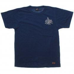 Camiseta Infanto Juvenil Elian Beats Bolso Coqueiro Flamê 31493