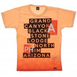 Camiseta Infanto Juvenil Elian Beats Grand Canyon 31591