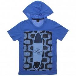 Camiseta Juvenil Rovitex Teen Capuz Prancha 30538