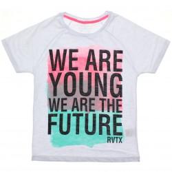 Camiseta Juvenil Rovitex Teen Estampa We Are Young 30532