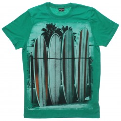 Camiseta Juvenil Rovitex Teen Pranchas Gel 30617