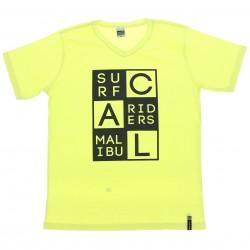 Camiseta Magic Boys Juvenil Estampa Malibu Quadro 29222