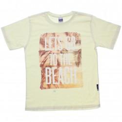 Camiseta Magic Boys Juvenil Lets Go Beach 30142