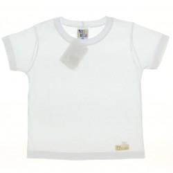 Camiseta Manga Curta Pulla Bulla Basica Lisa 29004