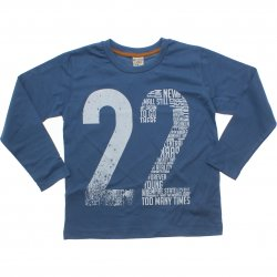 Camiseta Manga Longa Have Fun Infantil Estampa 22 31337