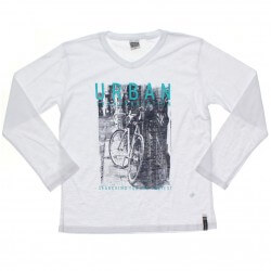 Camiseta Manga Longa Magic Boys Urban Transportation 31251
