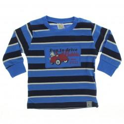 Camiseta Manga Longa Pulla Bulla Listras Fun to Drive 28331