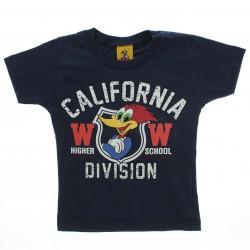 Camiseta Pica Pau Infantil Menino California 28589