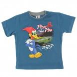 Camiseta Pica Pau Infantil Menino On The Beach - 24209
