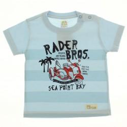 Camiseta Pulla Bulla Bebê Estampa Rader Bross 28967