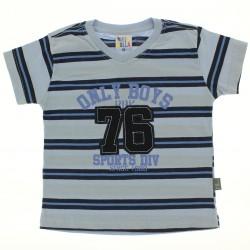 Camiseta Pulla Bulla Infantil Estampa Only Boys 28974