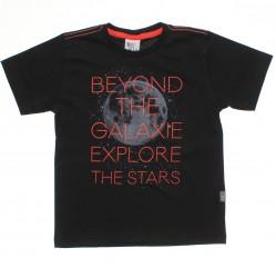 Camiseta Pulla Bulla Infantil Menino Estampa Galaxia 30422