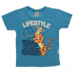 Camiseta Tigr�o Infantil Menino Lifestyle Tigger Puff
