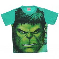 Camiseta Vingadores Marvel Infantil Personagem Sortido 31609