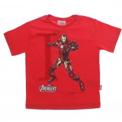Camiseta Vingadores Marvel Infantil Personagens Diversos 275