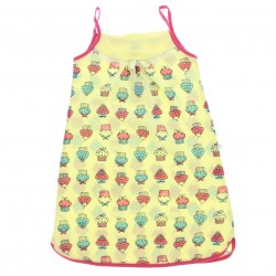 Camisola Have Fun Infantil Menina  Cupcake Floral 29235
