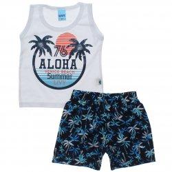 Conjunto Bebê Menino Livy Aloha Gel 31769