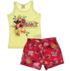 Conjunto Brandili Club Infantil Menina Dream It 31457