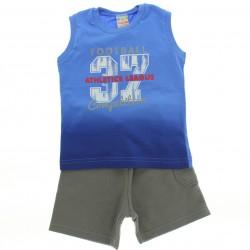 Conjunto Brandili Club Infantil Menino Football Athlet 28657