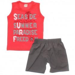 Conjunto Brandili Club Infantil Menino Seas Summer 29986