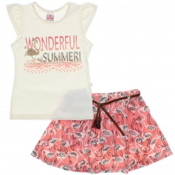 Conjunto Brandili Infantil Menina Wonderful Summer 29899
