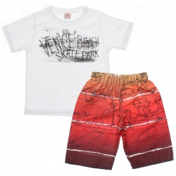 Conjunto Brandili Infantil Menino Venice Beach 29979