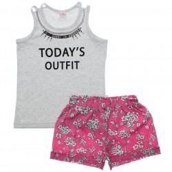 Conjunto Brandili Infanto Juvenil Todays Outfit 30661