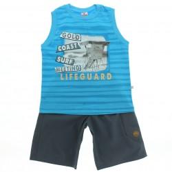 Conjunto Brandili Menino Regata Listras Lifeguard 28619