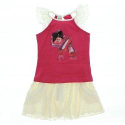 Conjunto Have Fun Infantil Menina Laço Pedra Sapatilha 29032