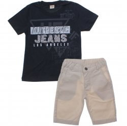 Conjunto Have Fun Infantil Menino Authentic Jeans 31715