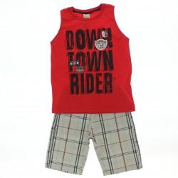 Conjunto Have Fun Infantil Menino Estampa Town Rider 29049