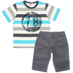 Conjunto Have Fun Infantil Menino Listrada Premium 30191