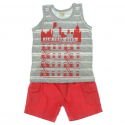 Conjunto Have Fun Infantil Menino Paper Touch 29253