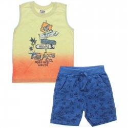 Conjunto Have Fun Infantil Menino Regata Surf Moletinho 31721