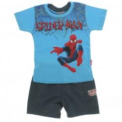 Conjunto Homem Aranha Infantil Menino Teia Ombro Spider 2749