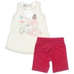 Conjunto Infantil Have Fun Menina Regata Bailarina 30201