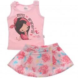 Conjunto Infantil Menina Elian Miss Graceful 30754