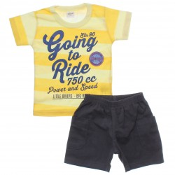 Conjunto Infantil Menino Elian Going to Ride 30584
