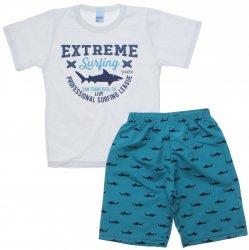 Conjunto Infantil Menino Livy Extreme Surfing Relevo 31809
