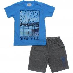 Conjunto Infantil Menino Rovitex SK8ter Street 31514