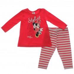 Conjunto Inverno Bebê Minnie Stylist Legg Listrada 29318