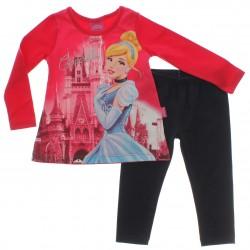 Conjunto Inverno Princesas Disney Cinderela 29478