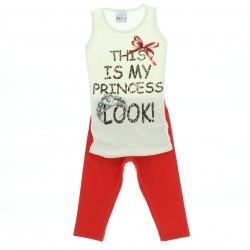 Conjunto Kaiani Infantil Estampa This My Princess 28954