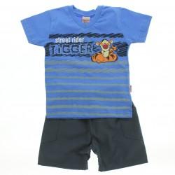 Conjunto Tigr�o Disney Infantil Menino Street Rider - 28587