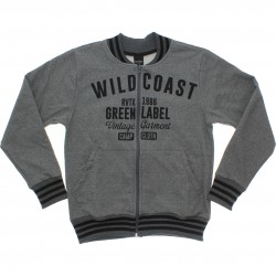 Jaqueta Rovitex Juvenil Menino Moletom Wild Coast 31215