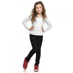 Legging Infantil Elian Molecotton Lisa Básica 31022
