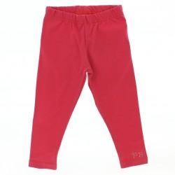 Legging Pulla Bulla Infantil Cotton Lisa Strass Perna 28995